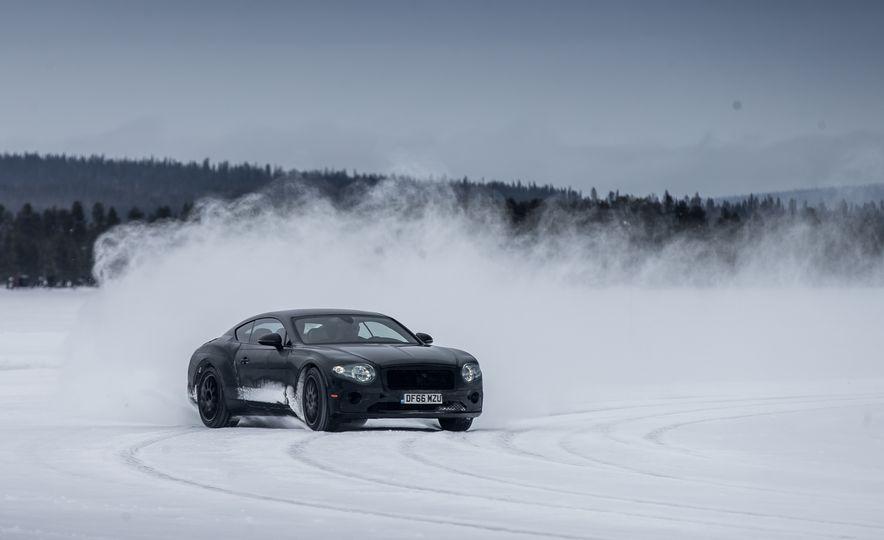 2018 Bentley Continental GT prototype - Slide 10