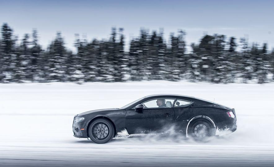 2018 Bentley Continental GT prototype - Slide 11