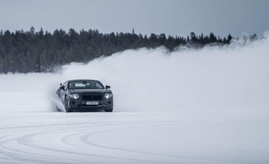 2018 Bentley Continental GT prototype - Slide 15