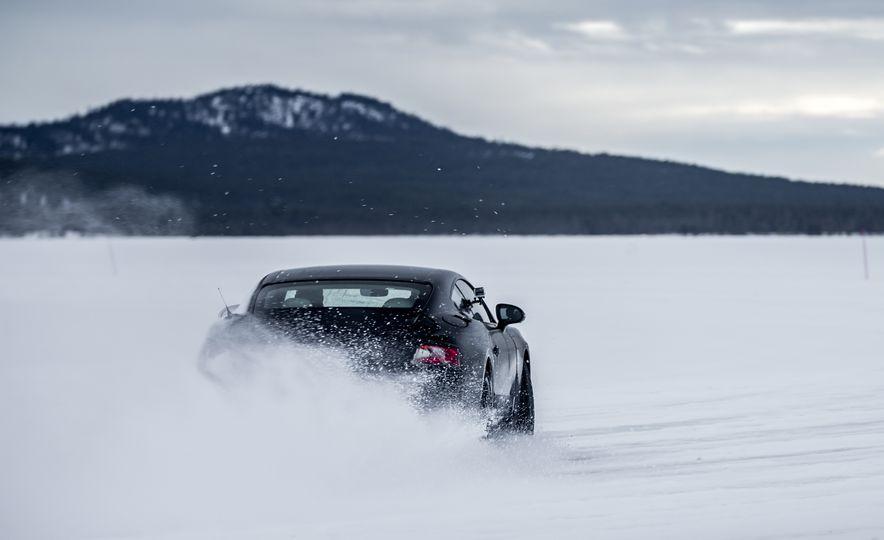 2018 Bentley Continental GT prototype - Slide 20