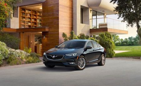 Hatching Soon: 2018 Buick Regal Sportback Starts at $25,915, TourX Wagon at $29,995