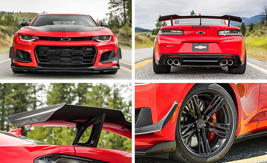 The 2018 Camaro ZL1 1LE Will Kick Your Ass 10 Ways - Slide 1
