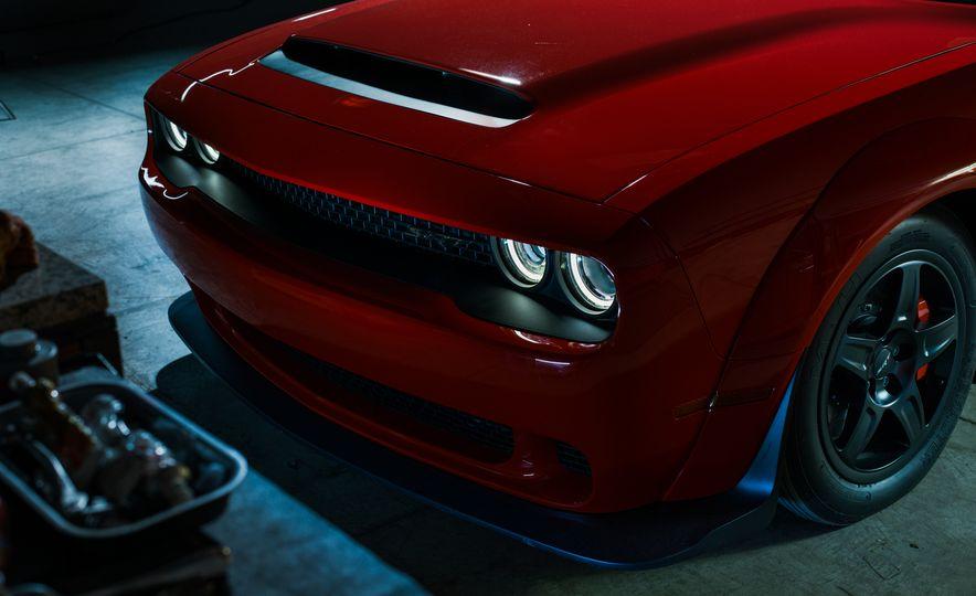 2018 Dodge Challenger SRT Demon - Slide 5