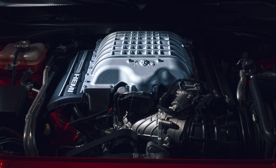 2018 Dodge Challenger SRT Demon - Slide 13