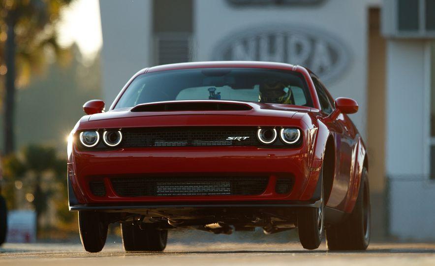 2018 Dodge Challenger SRT Demon - Slide 16