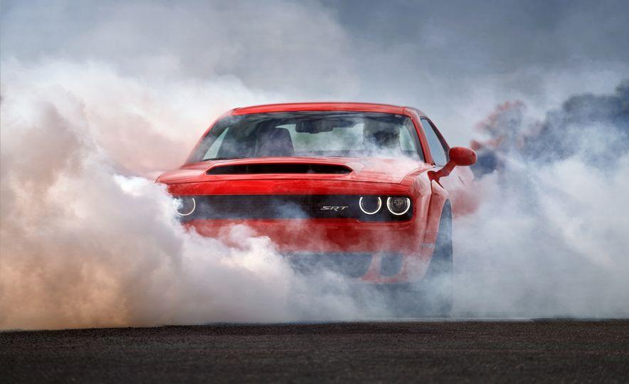 2018 Dodge Challenger SRT Demon - Slide 24