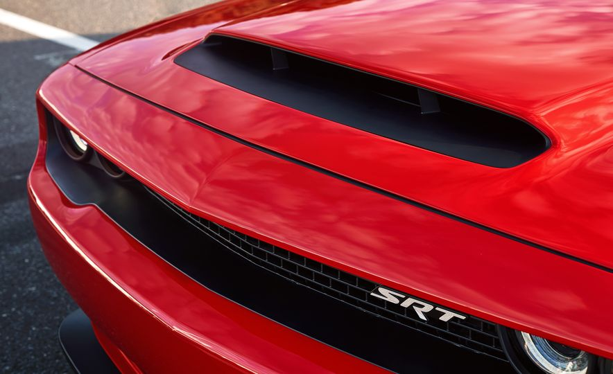 2018 Dodge Challenger SRT Demon - Slide 31