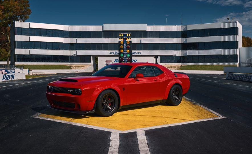 2018 Dodge Challenger SRT Demon - Slide 36