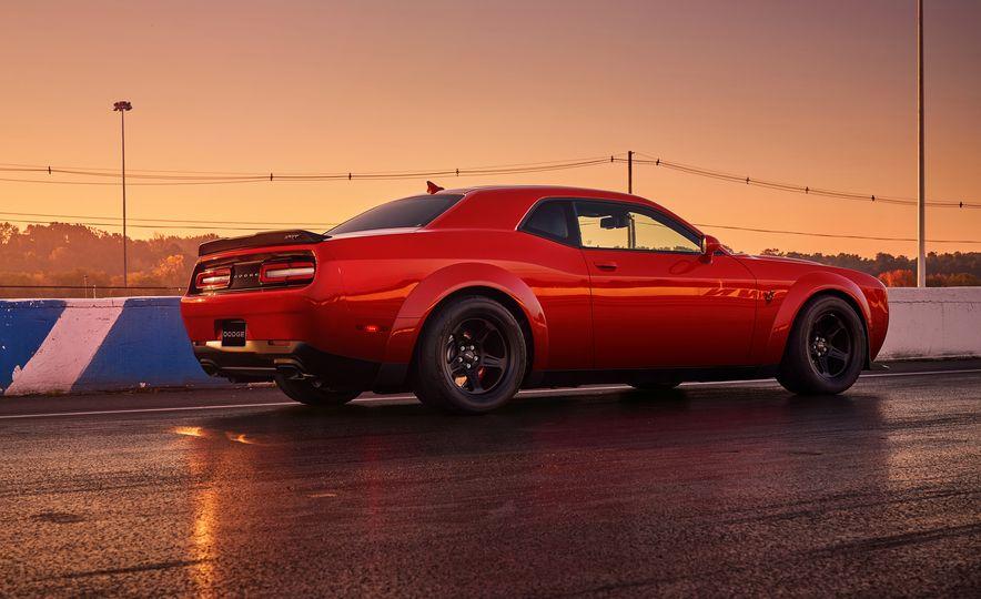 2018 Dodge Challenger SRT Demon - Slide 47