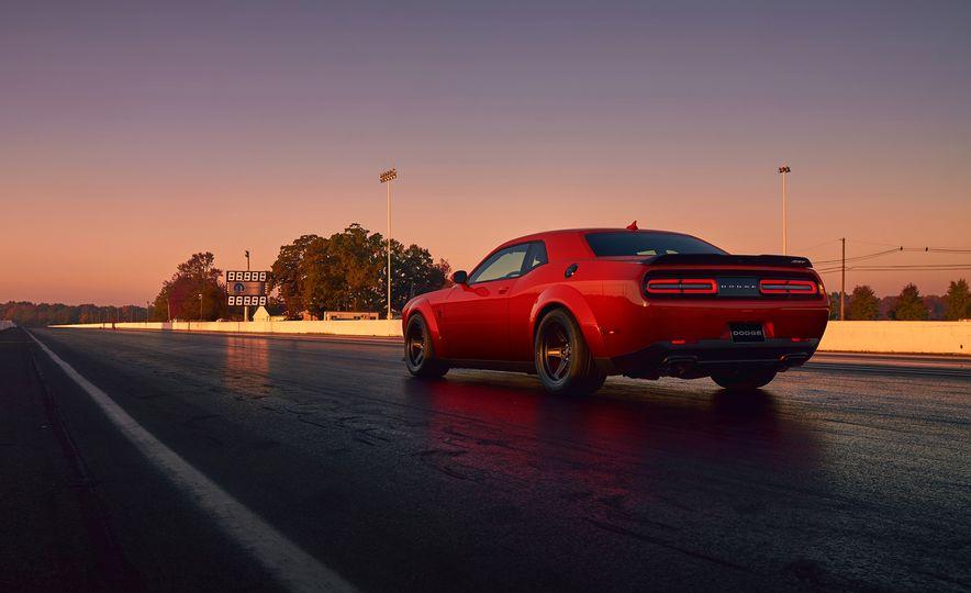 2018 Dodge Challenger SRT Demon - Slide 48