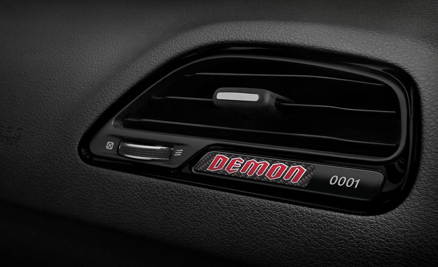 2018 Dodge Challenger SRT Demon - Slide 65