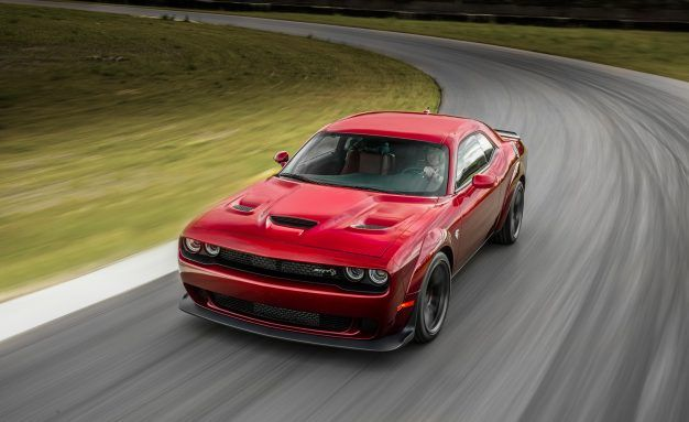 A Hellcat That Handles: Dodge Introduces Challenger SRT Hellcat Widebody