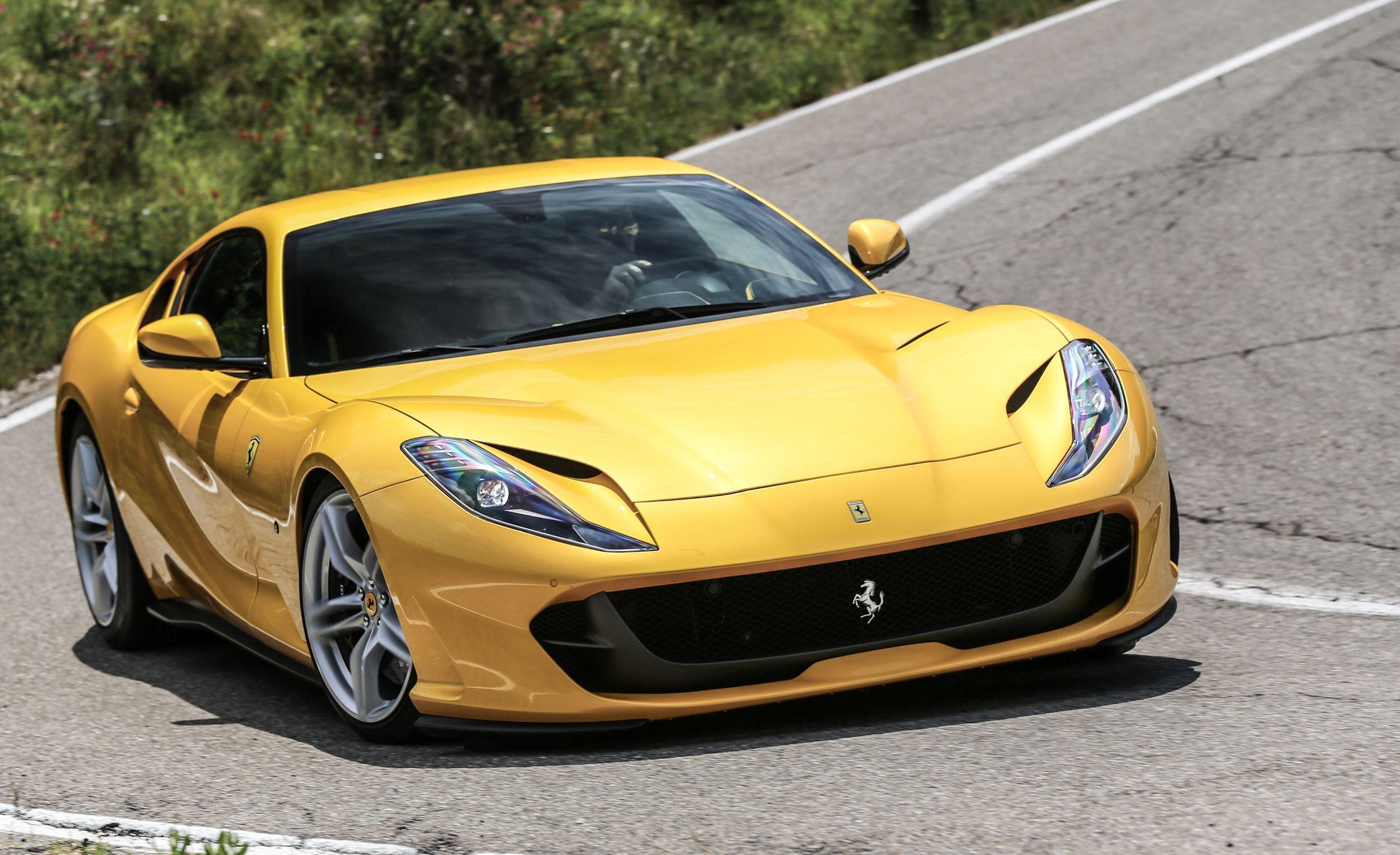 Ferrari 812 Superfast Reviews | Ferrari 812 Superfast Price, Photos, And  Specs | Car And Driver