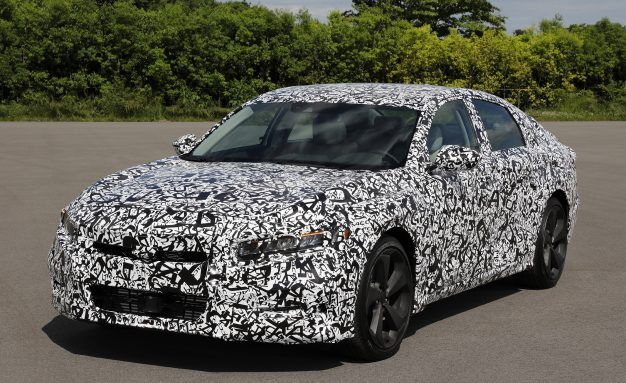 2018 Honda Accord Saves Manuals, Drops V-6; We Preview New Turbo Four with 10-Speed