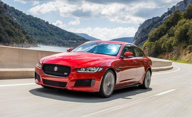 Jaguar Xe Specs >> Jaguar XE Reviews | Jaguar XE Price, Photos, and Specs | Car and Driver