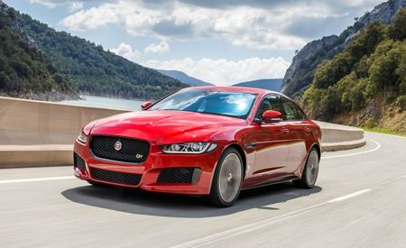 Jaguar Shuffles 2018 XE, XF, F-Pace Engine Lineup (Again) with New 30t