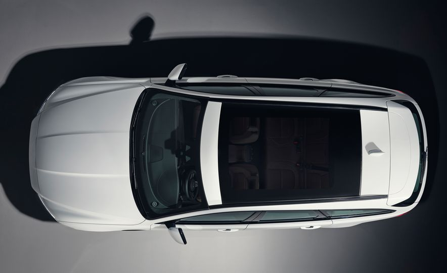 2018 Jaguar XF Sportbrake - Slide 10