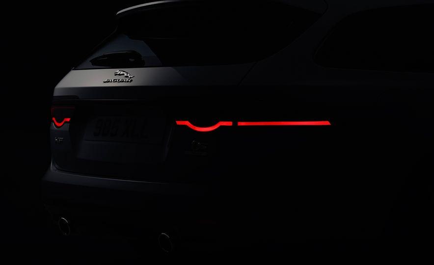 2018 Jaguar XF Sportbrake - Slide 14