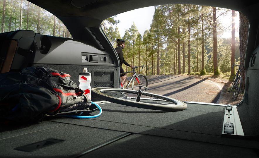 2018 Jaguar XF Sportbrake - Slide 27
