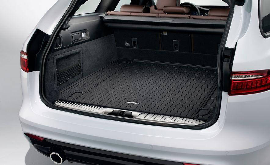2018 Jaguar XF Sportbrake - Slide 31