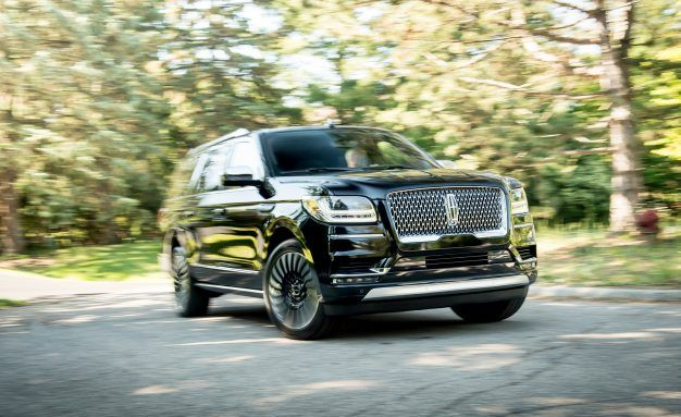 Destination Unknown: 2018 Lincoln Navigator Starts at $73,250