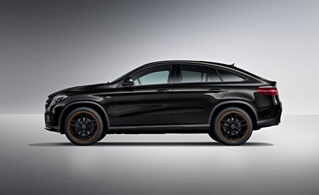 Dark Arts: 2018 Mercedes-AMG GLE43 Coupe Performance Studio