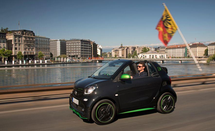 2018 Smart Electric Drive Cabriolet - Slide 3