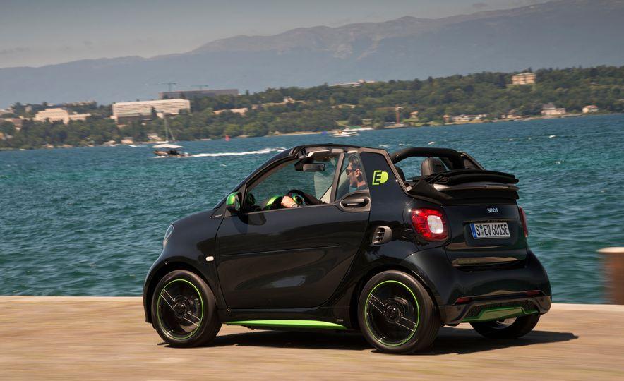 2018 Smart Electric Drive Cabriolet - Slide 4