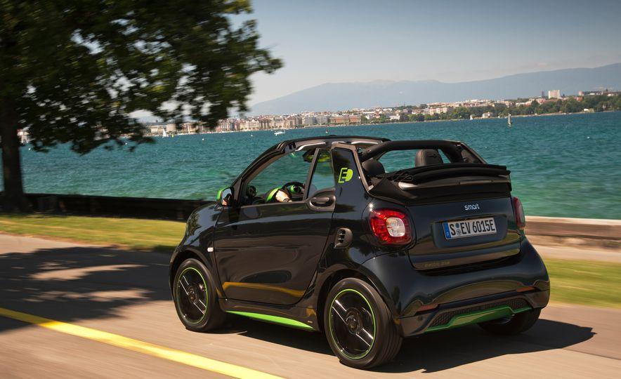 2018 Smart Electric Drive Cabriolet - Slide 5