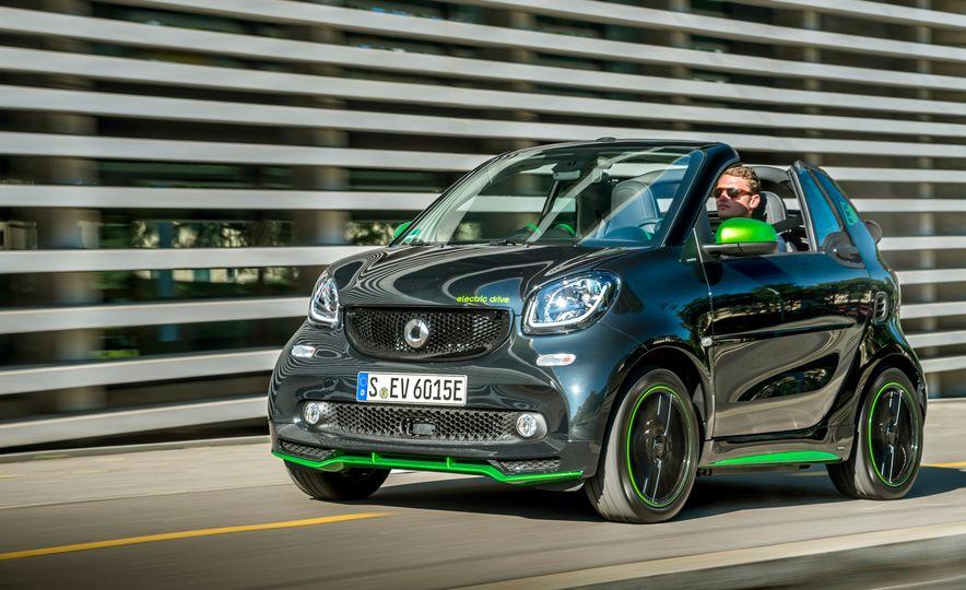2018 Smart Electric Drive Cabriolet - Slide 6