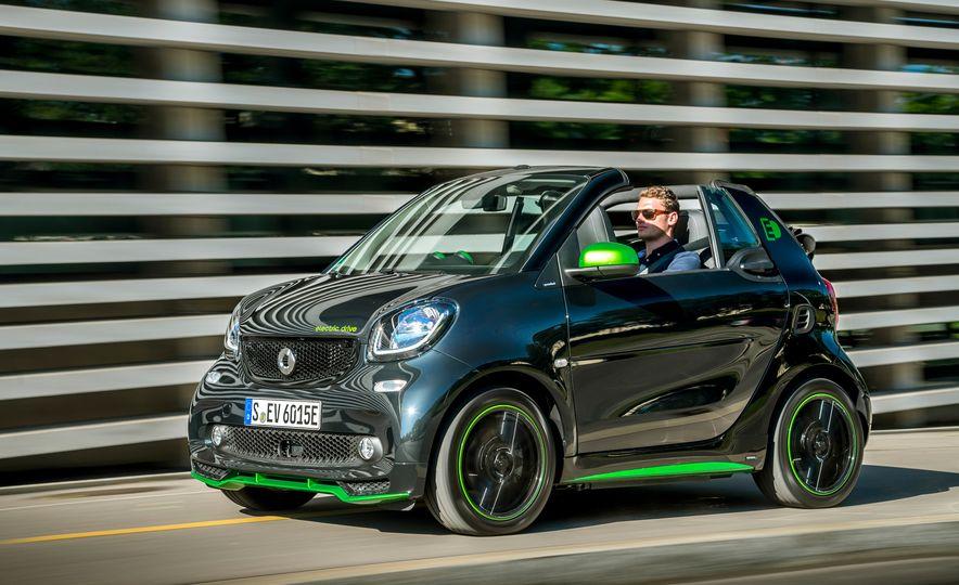 2018 Smart Electric Drive Cabriolet - Slide 8