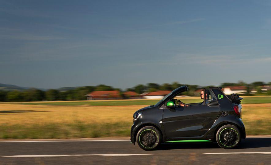 2018 Smart Electric Drive Cabriolet - Slide 9