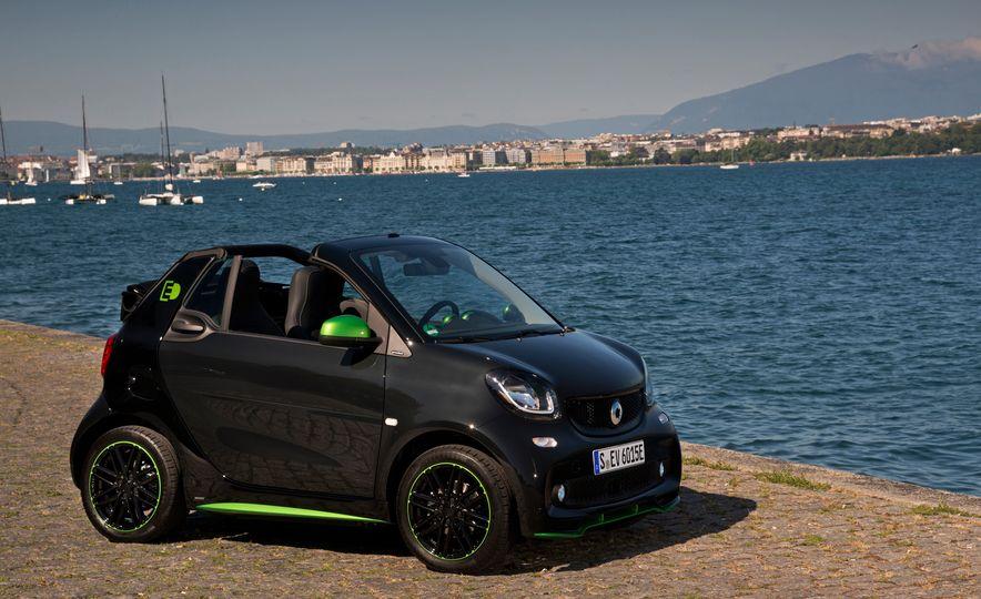 2018 Smart Electric Drive Cabriolet - Slide 13