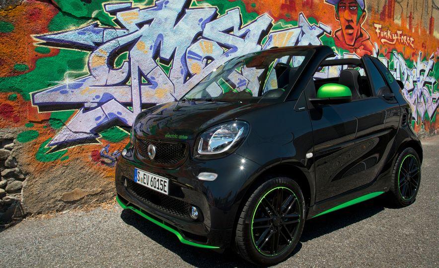 2018 Smart Electric Drive Cabriolet - Slide 16