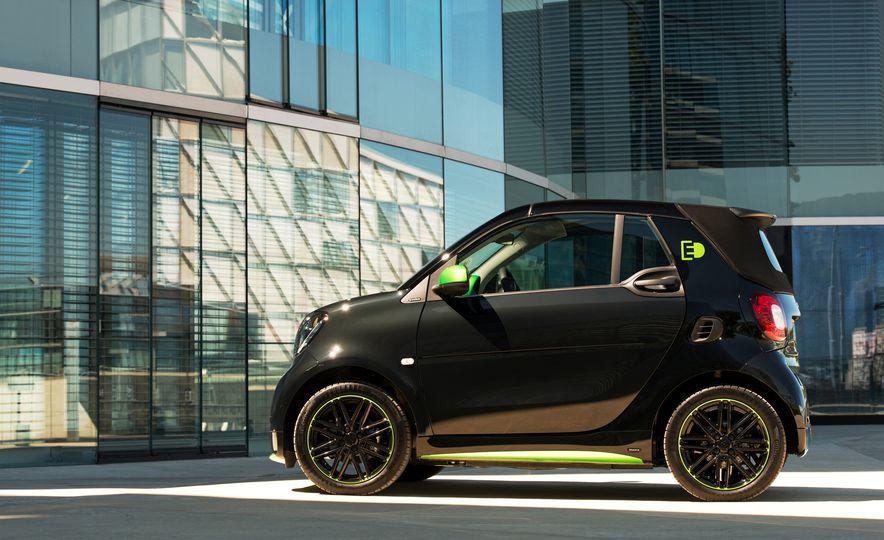 2018 Smart Electric Drive Cabriolet - Slide 18
