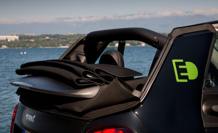 2018 Smart Electric Drive Cabriolet - Slide 26