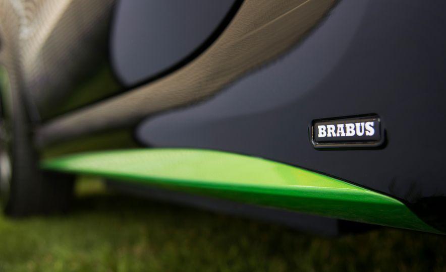 2018 Smart Electric Drive Cabriolet - Slide 28