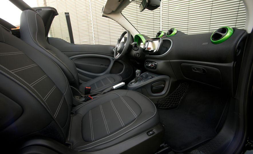 2018 Smart Electric Drive Cabriolet - Slide 30