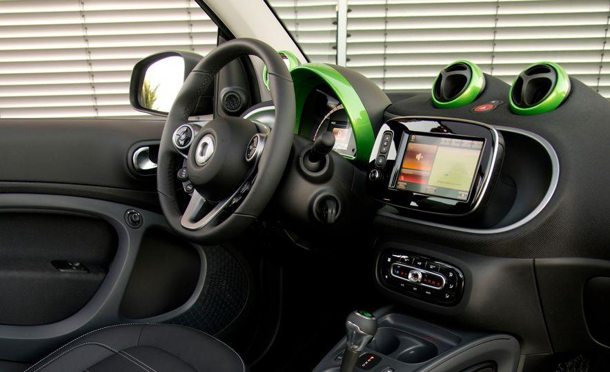 2018 Smart Electric Drive Cabriolet - Slide 31