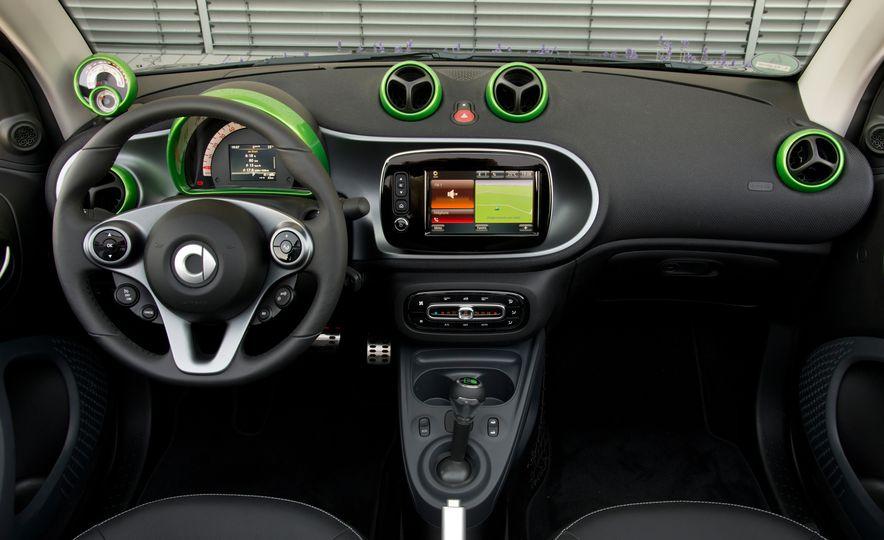2018 Smart Electric Drive Cabriolet - Slide 32