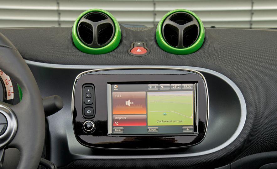 2018 Smart Electric Drive Cabriolet - Slide 36