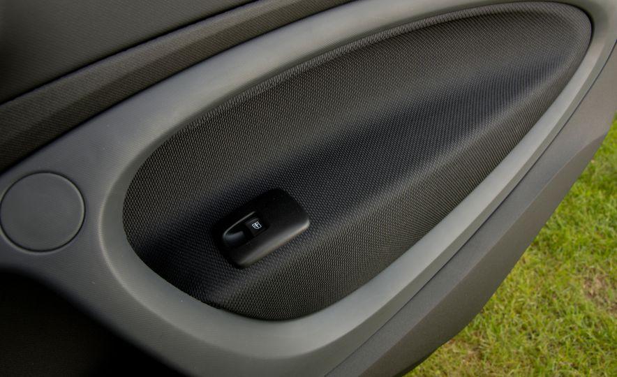 2018 Smart Electric Drive Cabriolet - Slide 37