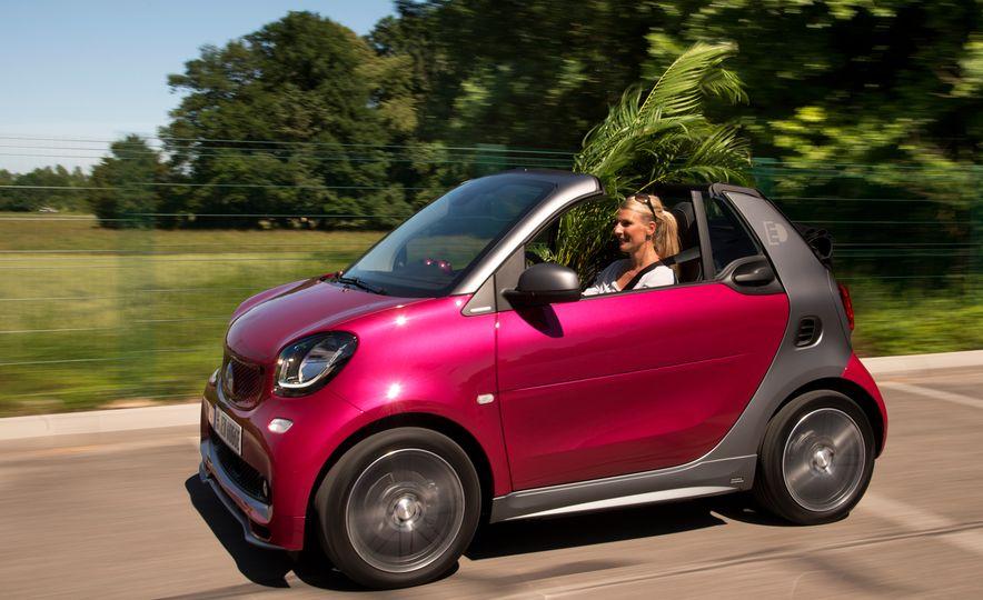 2018 Smart Electric Drive Cabriolet - Slide 44