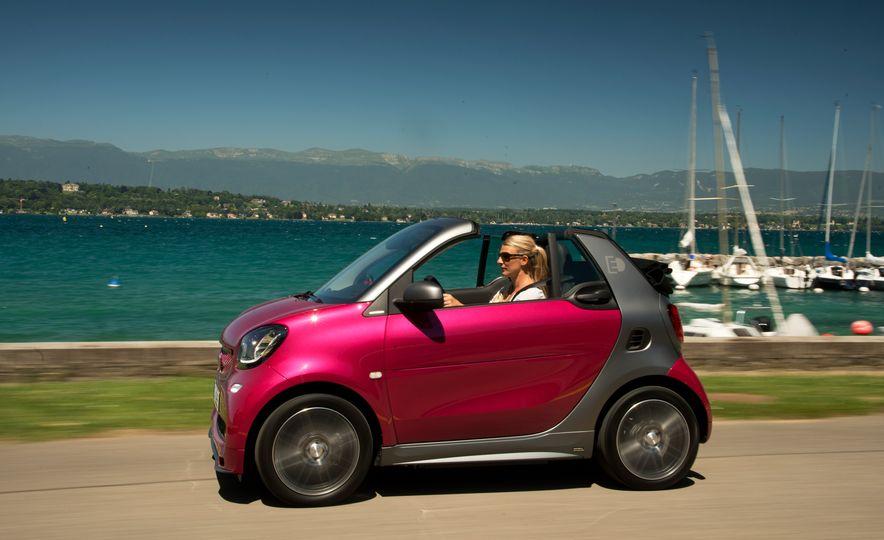2018 Smart Electric Drive Cabriolet - Slide 45