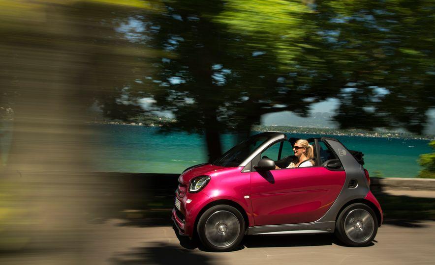 2018 Smart Electric Drive Cabriolet - Slide 47
