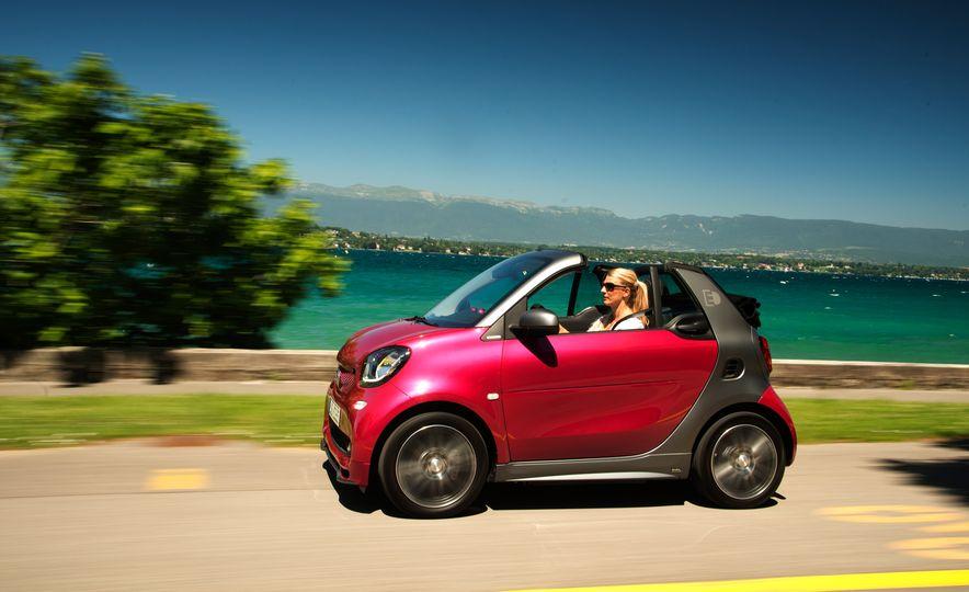 2018 Smart Electric Drive Cabriolet - Slide 48