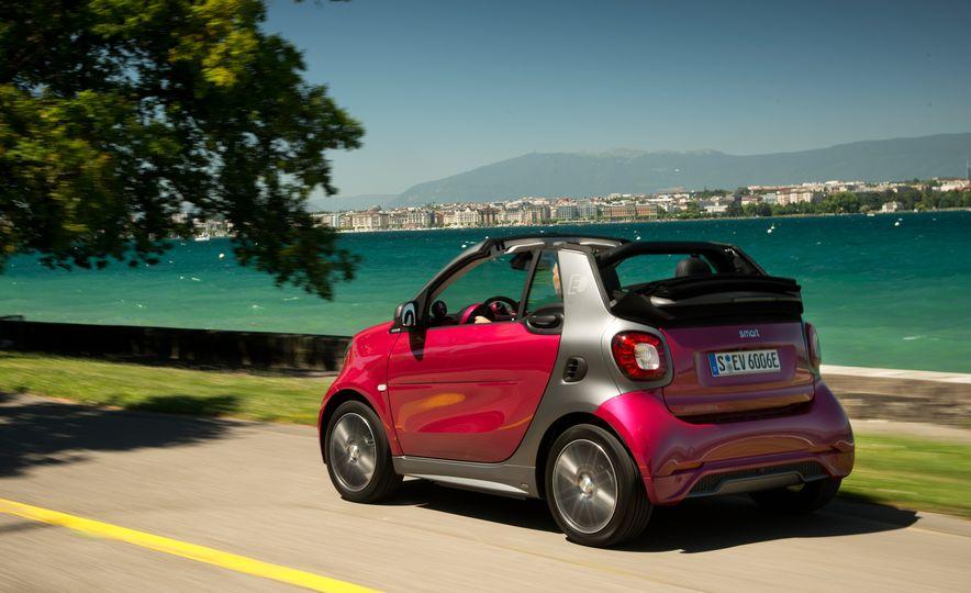 2018 Smart Electric Drive Cabriolet - Slide 50