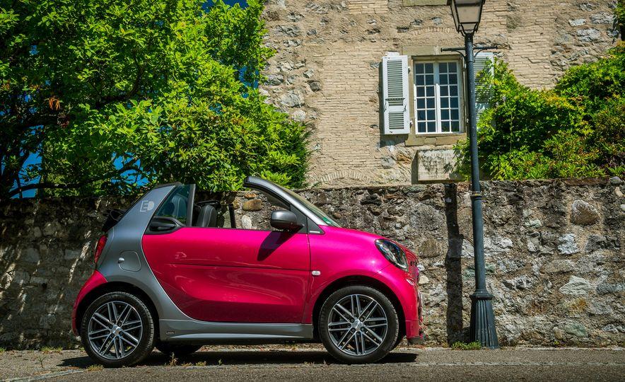 2018 Smart Electric Drive Cabriolet - Slide 55