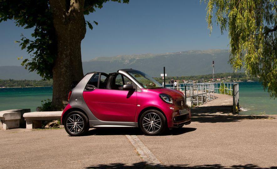 2018 Smart Electric Drive Cabriolet - Slide 56