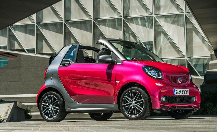 2018 Smart Electric Drive Cabriolet - Slide 57